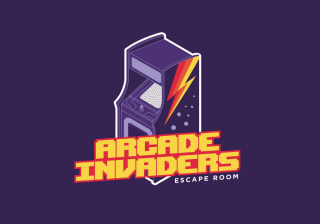 ARCADE INVADERS LOGO